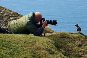 Melvin Redeker natuurfotograaf