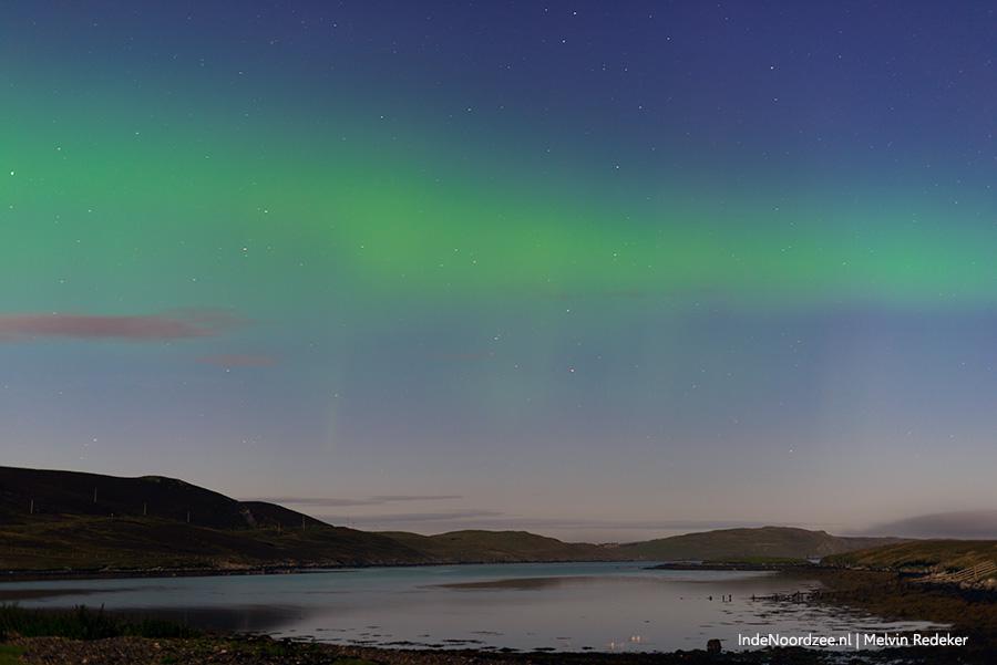 Noordzee Noorderlicht
