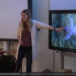 RTV Utrecht bij gastles over zwerfafval en plastic soep - In de Noordzee