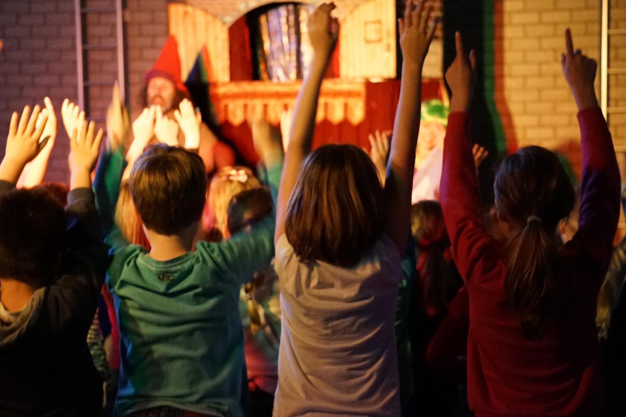 gastles basisschool zwerfafval theater