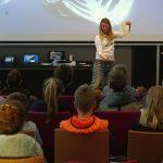 leerlingencongres In de Noordzee