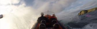 Ruige zee (video)