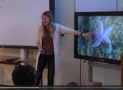 RTV Utrecht bij gastles over zwerfafval en plastic soep