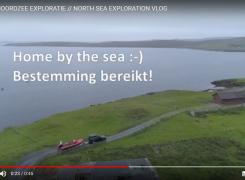 Noordzee vlog #1: Reizen naar Shetland