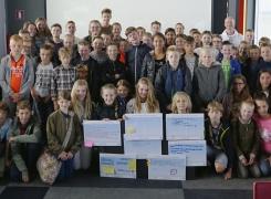 Videoverslag van leerlingencongres 'Expeditie Groene Voetstappen'