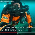 Een wrak vol leven - in de Noordzee